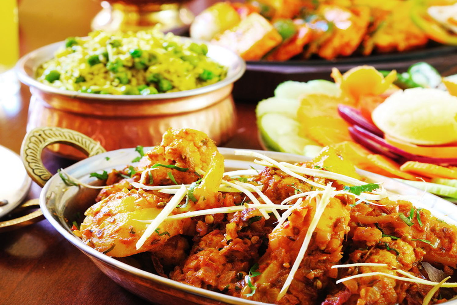 Craving for authentic indian food know how to find the for Authentic cuisine