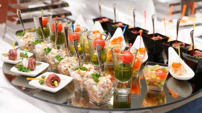 Excavate the important considerations to take while for Catering companies