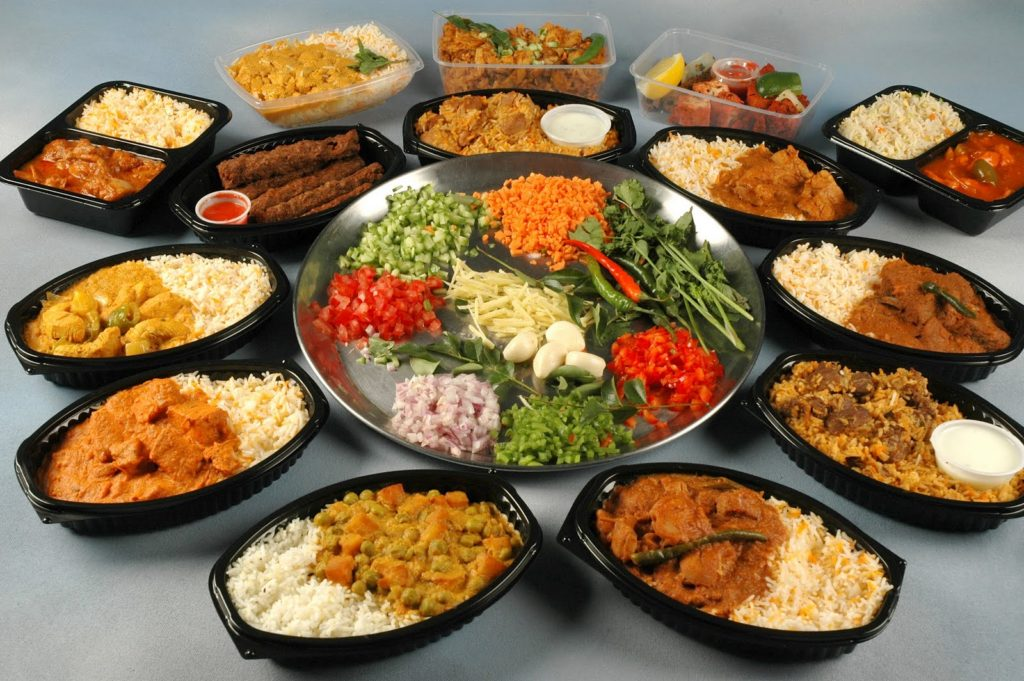 Indian Food Caterers in Singapore