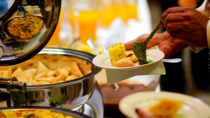 Singapore Indian Buffet Caterer