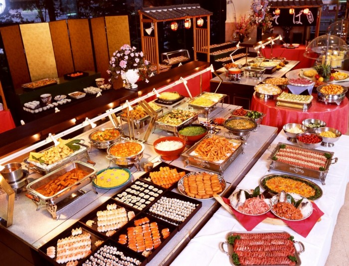 Catering in Singapore