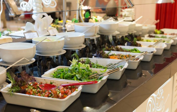 Buffet Catering Services in Singapore