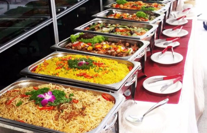 Buffet Catering Services Singapore